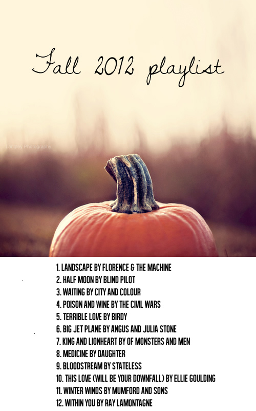 fallplaylist