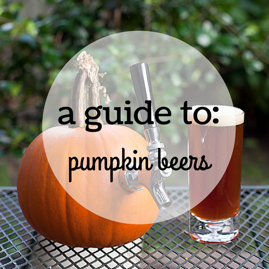 A Guide To-pumpkin beers
